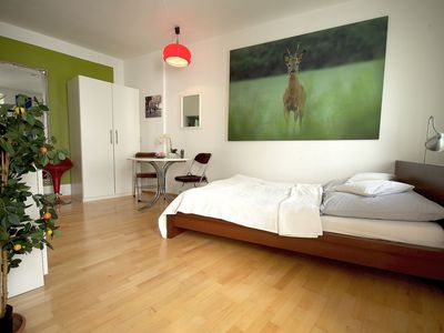 Berlin-Mitte (Wedding, Tiergarten) apartment rental