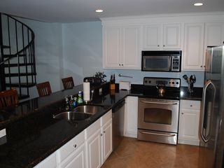 Wild Dunes condo photo - Great kitchen with all conveniences!