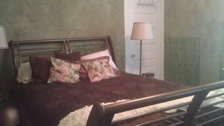 Minneapolis condo photo - Sleigh Bed, Queen Size Sleep Number