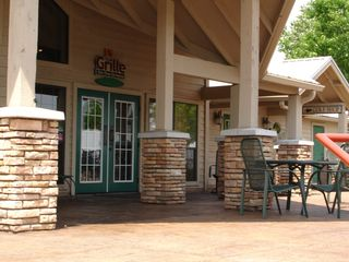 Branson condo photo - Entrance & Patio To The GRILLE Restaurant!