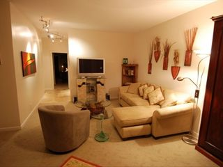 Kapaa condo photo - Living room