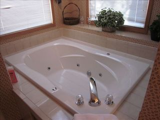Galena house photo - Master Bath Whirlpool Tub