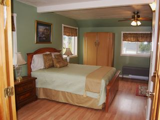 Port Angeles house photo - Master Suite--Queen Bed