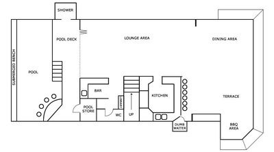Top Floor Floor plan