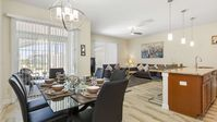 Brand new 4 bedroom townhome in the exclusive ChampionsGate Golf Resort