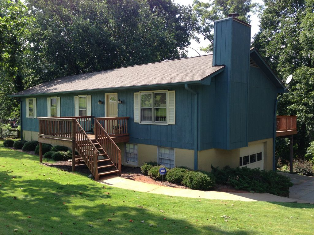 charming lake house on hartwell with double vrbo
