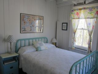 Bedroom 1, Double - Oak Bluffs house vacation rental photo