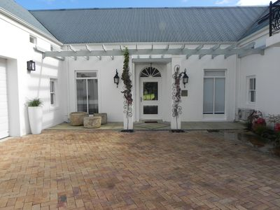 Stellenbosch house rental