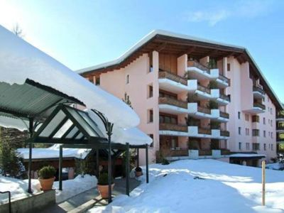 Flims Waldhaus: Luxury 5 stars apartment in 5 stars Hotel in Flims