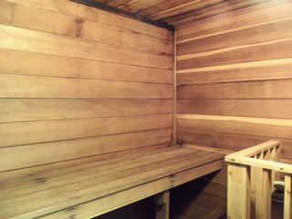 Pittsfield condo photo - Sauna.