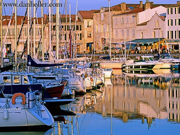 Il de Re harbour