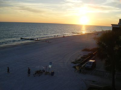 Madeira Beach condo rental - Views from your patio