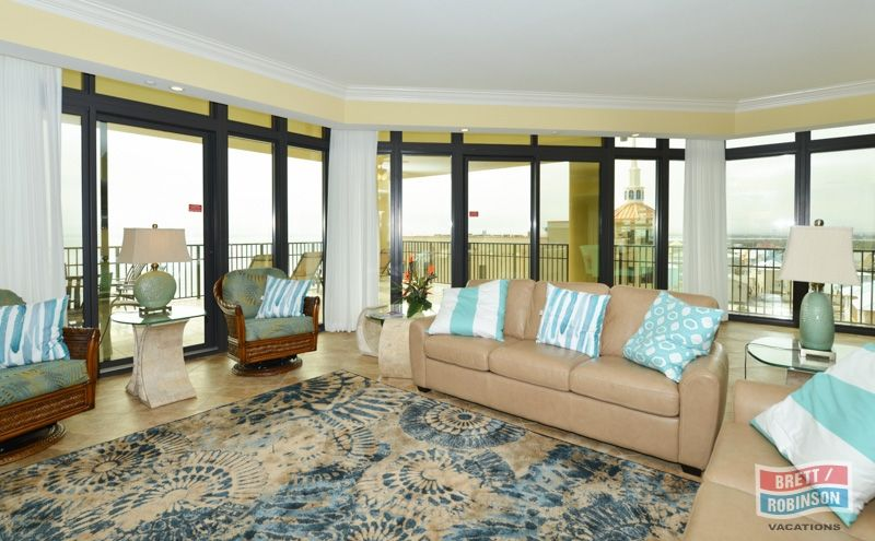 four bedroom gulf front condo at the newest property in orange beach