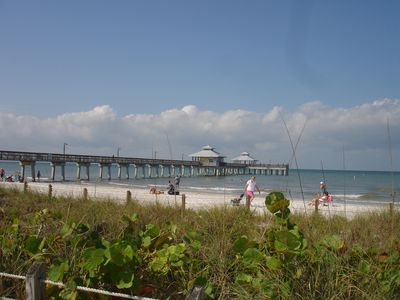 Fort Myers Beach Fishing Pier