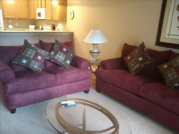 Sofa bed and carpets new in 2012