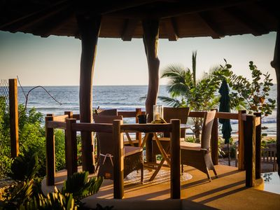 Beach Front Villa That Entices Your Senses And Soothes Your Soul