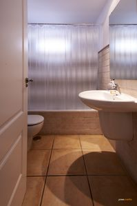 Altea apartment rental - Bathroom