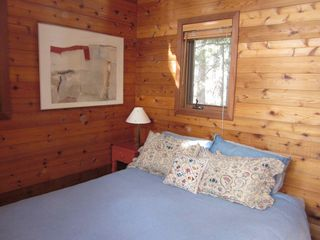 Carnelian Bay cabin photo - Lookout Tower bedroom