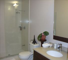 Toronto condo photo - Full Guest Bathroom with Stand In rain Shower/ 2nd
