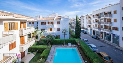 Photo for 1BR Apartment Vacation Rental in Puerto Pollensa, Mallorca