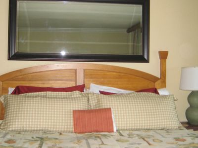 Bradenton Beach condo rental - KING SIZE BED