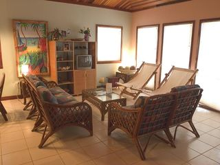 Ambergris Caye condo photo - Living Room