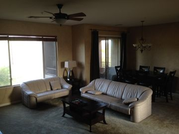 Other Scottsdale Properties townhome rental - Living & Dining Area