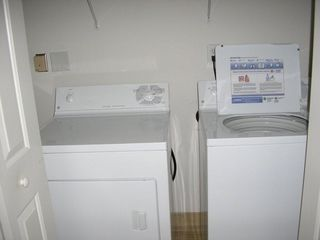 Kingston Plantation condo photo - Laundry room