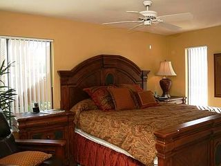 Old Town Scottsdale condo photo - Master Bedroom with Plasma Screen TV