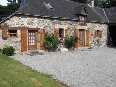 *** Starred Gite With Pool  shared with owners In A Rural Setting