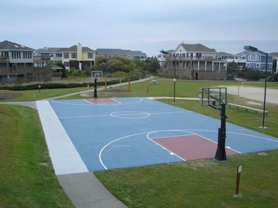 Basketball Courts, Playgrounds, Volleyball, Shuffleboard