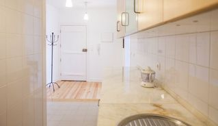 Baixa apartment photo - Open fully equipped kitchen