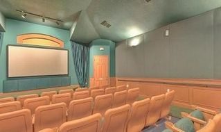 Windsor Palms house photo - Clubhouse movie theater - available at no extra cost to you
