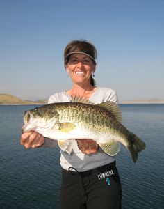Lady Bass Anglers load up the bass at Clear Lake!