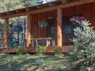 Pagosa Springs cabin photo - Cabin in Summer and Fall