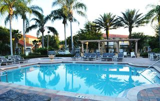 Emerald Island house photo - Beautiful resort pool. Disney Vacation Rentals