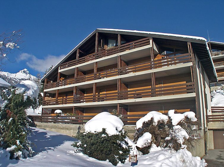 Apartment Centaure B RS 2  in Ovronnaz, Valais - 4 persons, 1 bedroom
