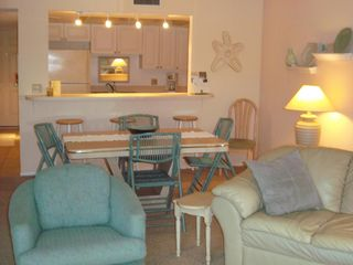 Siesta Key condo photo - dining area