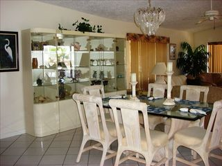 Key Largo house photo - Dining Area