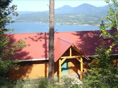 Sandpoint house rental - Simply spectacular at any time of the year