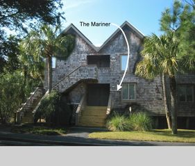 Kiawah Island villa photo - The Mariner Villa at Mariners Watch