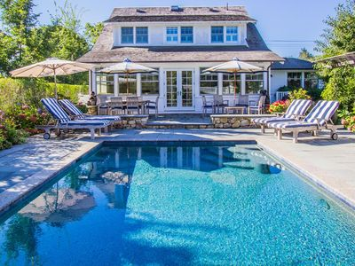 Edgartown Luxury Compound, Main and Guest Cottage, Pool, In Town Location, Owner Ferry Tickets Available 2015 (mv), Please Inquire