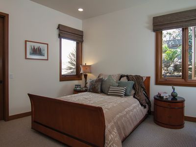Second Bedroom is on opposite side of the home with its own full bathroom