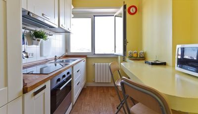 Wonderful View Balcony a/C Free Wi Fi  Fully Equipped Kitchen