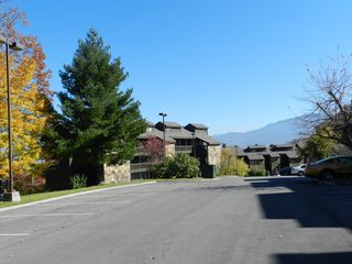Gatlinburg condo photo - Parking Lot in the Fall-plenty of parking