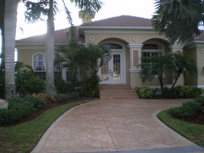 Punta Gorda house rental - Front