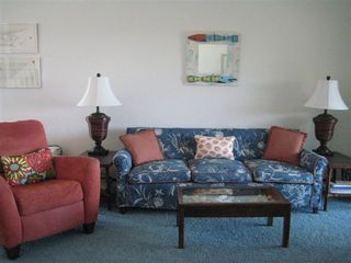Sanibel Island condo photo - living room