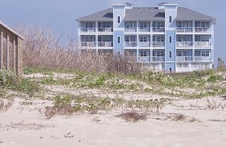 Galveston condo photo - View from the Beach
