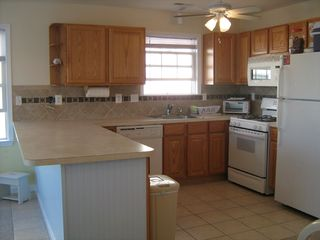 Wildwood condo photo - Kitchen view