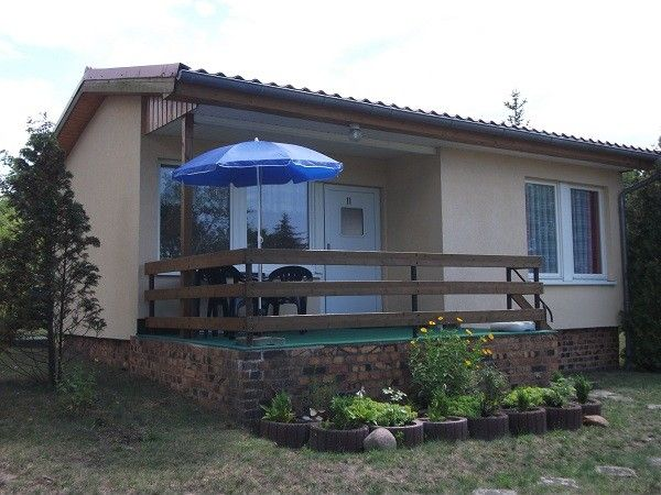 Holiday house with terrace and sea view, 60m from the Schwielochsee - Wohneinheit 2164460